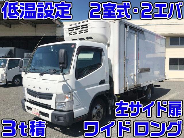 MITSUBISHI FUSO Canter Refrigerator & Freezer Truck TKG-FEB50 2016 302,292km_1
