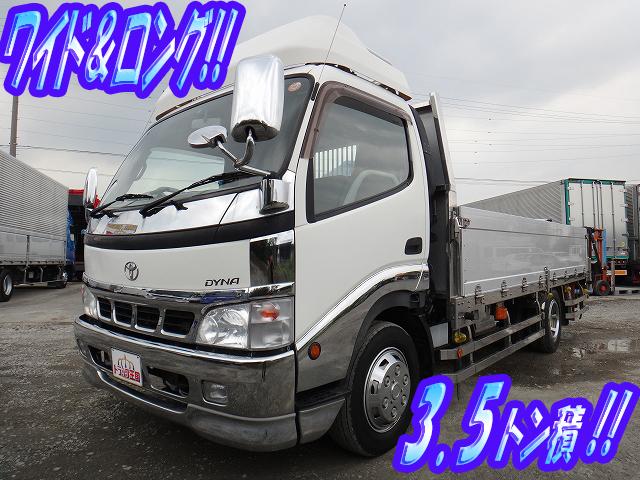 TOYOTA Dyna Aluminum Block PB-XZU413 2006 22,134km_1