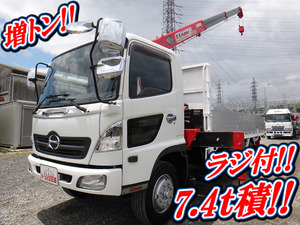 Ranger Truck (With 3 Steps Of Unic Cranes)_1