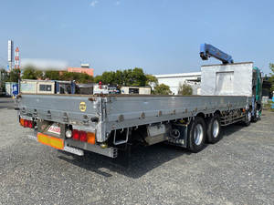 Profia Truck (With 4 Steps Of Cranes)_2