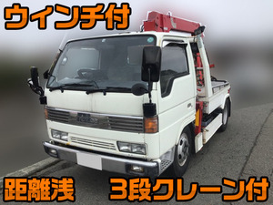 MAZDA Titan Wrecker Truck U-WGLAT 1992 105,150km_1
