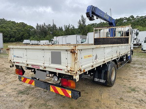 Ranger Truck (With 4 Steps Of Cranes)_2