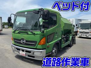 HINO Ranger Road maintenance vehicle KK-FD1JDEA 2003 152,827km_1