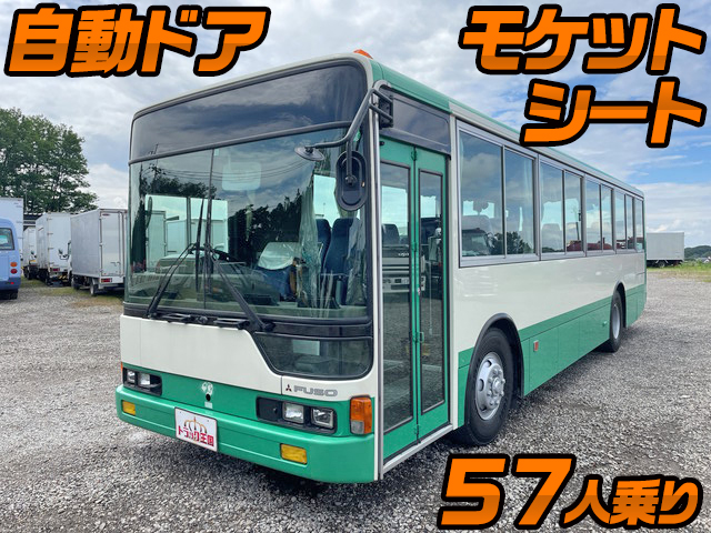 MITSUBISHI FUSO Aero Star Bus KL-MP33JM 2003 207,738km_1