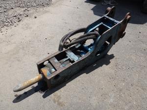 MARUZEN Hydraulic Breaker_1
