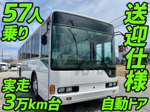 MITSUBISHI FUSO Aero Star Bus PKG-MP35UM 2008 34,000km_1