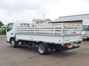 Canter Cattle Transport Truck_2