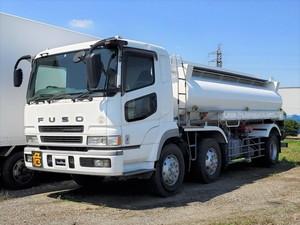 MITSUBISHI FUSO Super Great Tank Lorry KL-FT50JNY 2003 941,000km_1