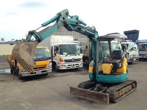 KUBOTA  Mini Excavator RX-303 2001 4,818h_1