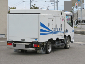 Atlas High Pressure Washer Truck_2