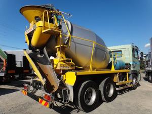 Quon Mixer Truck_2
