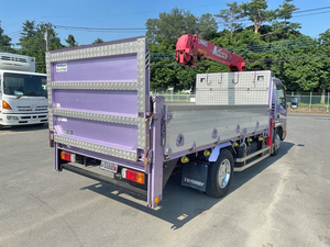 Dutro Truck (With 3 Steps Of Cranes)_2