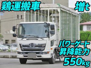 Ranger Cattle Transport Truck_1
