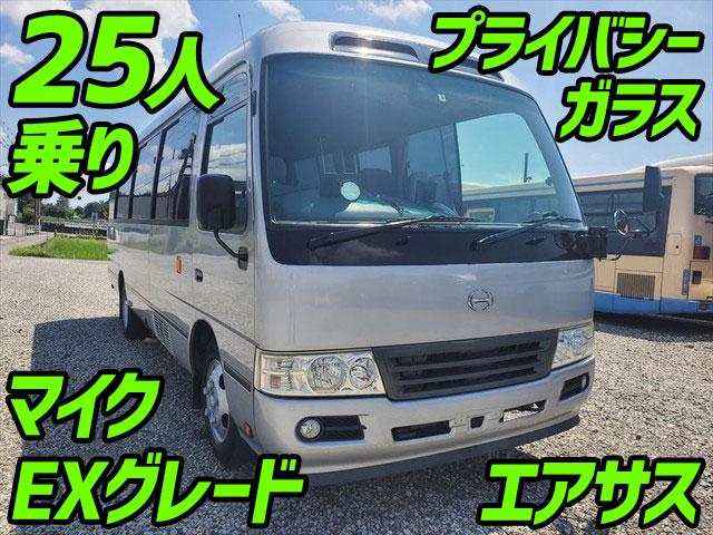 HINO Liesse Micro Bus PDG-XZB51M 2011 117,000km_1