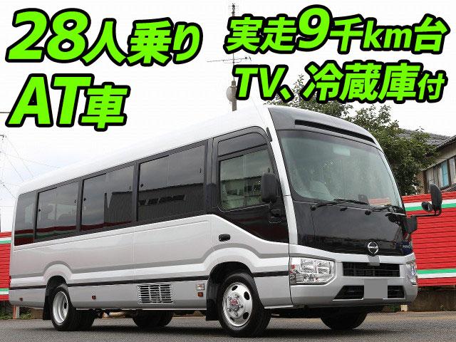 HINO Liesse Ⅱ Micro Bus SDG-XZB70M 2019 9,025km_1