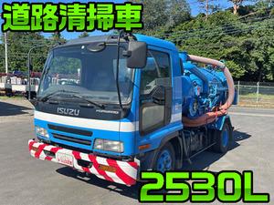 Forward Road maintenance vehicle_1