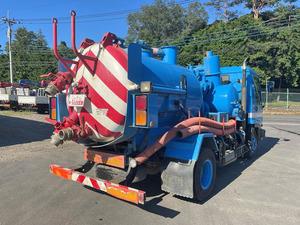 Forward Road maintenance vehicle_2