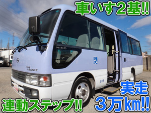 Liesse Ⅱ Handicapped Micro Bus_1
