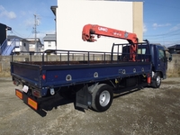 MAZDA Titan Truck (With 5 Steps Of Unic Cranes) KK-WH69H 2003 192,781km_2