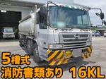 Profia Tank Lorry