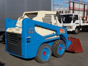TCM Skid Steer Loader_2