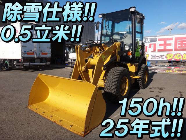 CAT  Wheel Loader 901C 2013 150.9h_1
