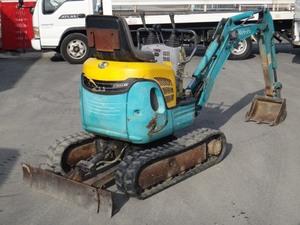 KUBOTA Mini Excavator_2