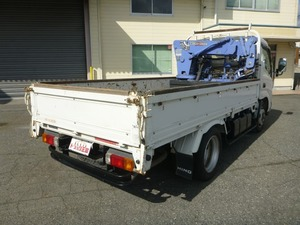 Dutro Truck (With 4 Steps Of Cranes)_2