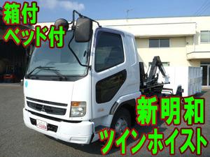 MITSUBISHI FUSO Fighter Arm Roll Truck PA-FK61F 2006 271,053km_1