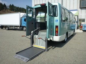 Civilian Handicapped Micro Bus_2