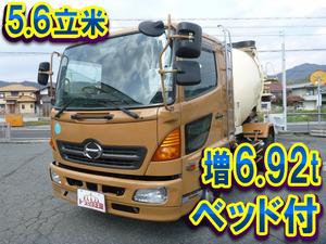 HINO Ranger Mixer Truck KL-FE1JEEA 2002 271,241km_1