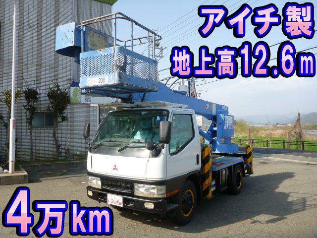 MITSUBISHI FUSO Canter Cherry Picker KK-FE53EB 2000 46,412km_1
