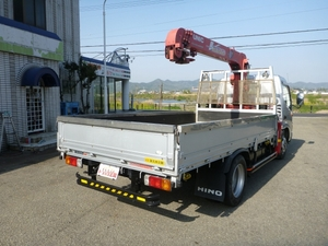 Dutro Truck (With 4 Steps Of Unic Cranes)_2