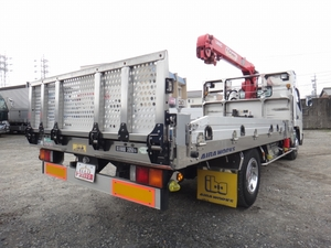 Canter Safety Loader (With 3 Steps Of Cranes)_2
