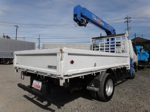 Canter Truck (With 3 Steps Of Cranes)_2