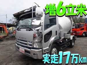 Forward Mixer Truck_1