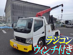 Canter Wrecker Truck_1