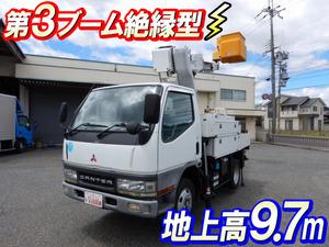 MITSUBISHI FUSO Canter Cherry Picker KK-FE53EB (KAI) 2002 106,965km_1