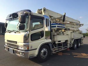 Super Great Concrete Pumping Truck_1