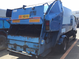 Forward Juston Garbage Truck_2