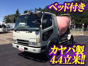 MITSUBISHI FUSO Fighter Mixer Truck KK-FK61HEX 2003 212,997km_1