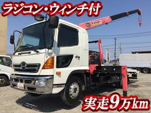 Ranger Safety Loader (With 3 Steps Of Cranes)_1