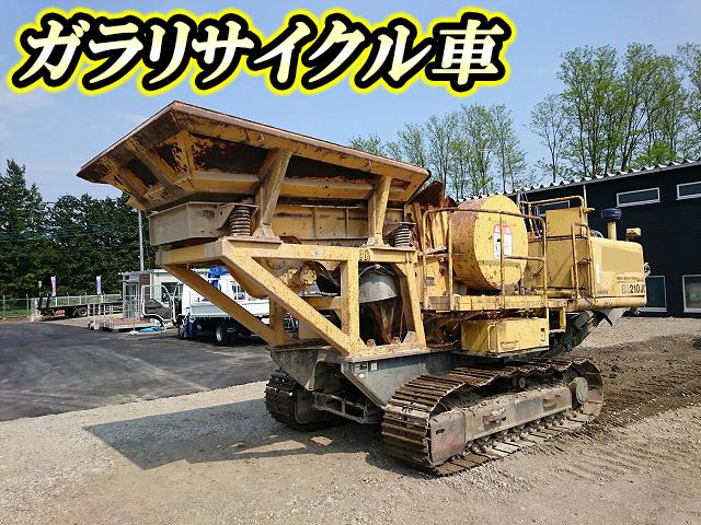 KOMATSU Others Construction Machinery BR210JG-1 1997 12,005h_1