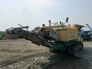 KOMATSU Construction Machinery_2