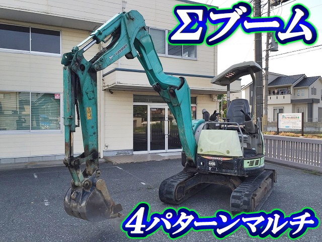 Japanese Used YANMAR Mini Excavator B3-6A 2008 for Sale   Inquiry