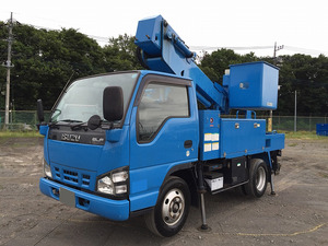ISUZU Elf Cherry Picker PB-NKR81AN 2006 55,370km_1