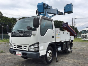 ISUZU Elf Cherry Picker PB-NKR81AN 2006 37,792km_1