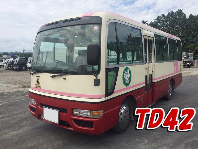 ISUZU Journey Kindergarten Bus KK-SBHW41 2000 _1