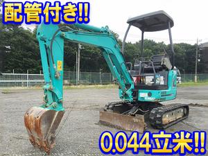KOBELCO  Mini Excavator SK17SR-3 2010 687h_1