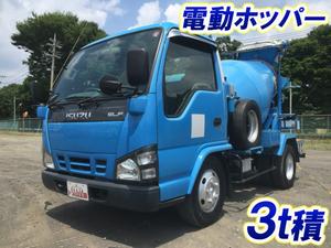Elf Mixer Truck_1